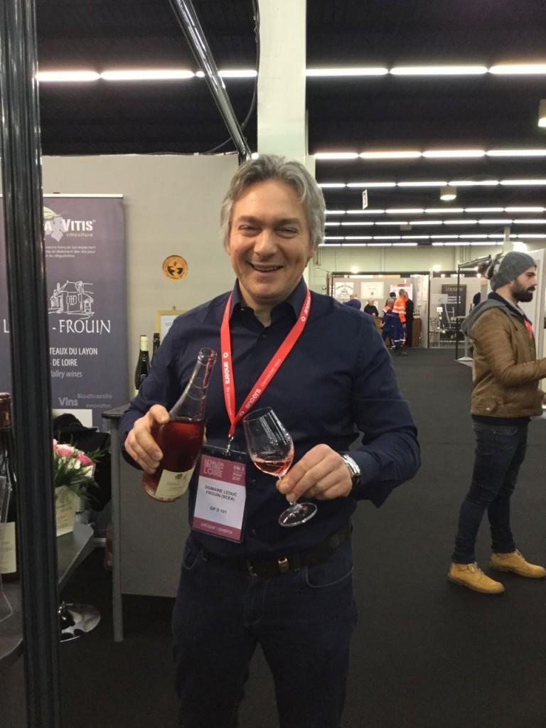 Salon des vins de loire leduc frouin for Salon des vins de loire 2017