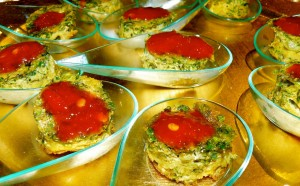 Christmas Canapes 20145