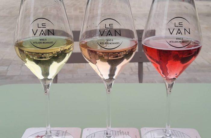 Le Van wine bar