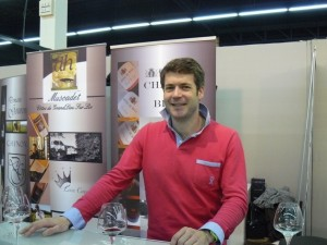 Arnaud Lambert of Domaine de St Just