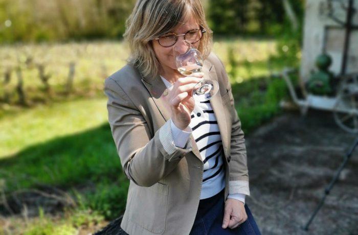 Cathy Henton loire wine tours