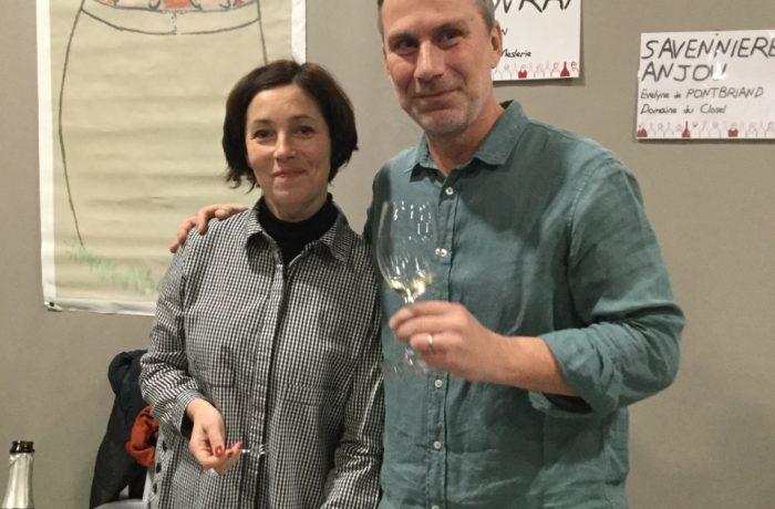 Peter and Juliette Hahn