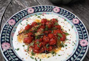 roasted tomatoes