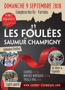Les Foulées de Saumur Champigny
