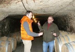 Bernard Fouquet Vouvray Loire wine tours