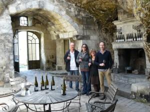 Yvonne:Saumur:Fontevraud- le-tasting-room12