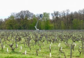 hot air turbine loire wine tours