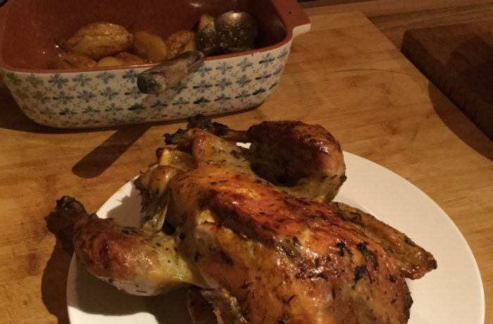 roasted guinea fowl loire wine tour lunches